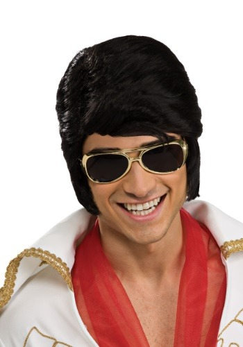 Click Here to buy Elvis Gold Sunglasses for Adults from HalloweenCostumes, USA Funds & Shipping