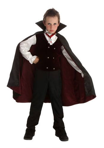 Elite Boys Gothic Vampire Costume