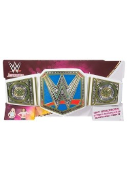 WWE Smackdown Womens Championship Belt