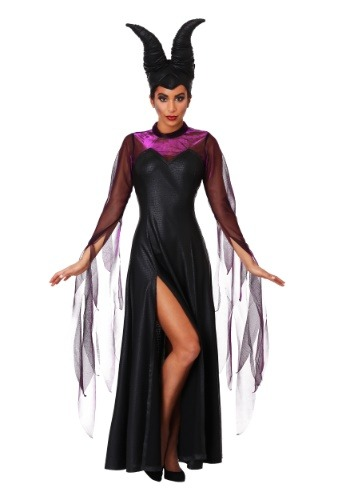 Click Here to buy Malicious Queen Womens Plus Size Costume 1X 2X 3X from HalloweenCostumes, CDN Funds