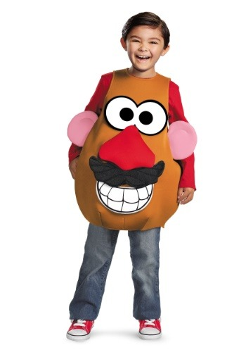 Click Here to buy Mrs/Mr Potato Head Kids Costume from HalloweenCostumes, CDN Funds