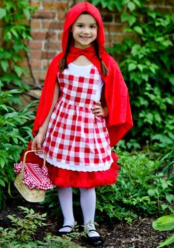 Little Red Riding Hood Costume