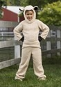 Wooly Child Sheep Costume Alt 1
