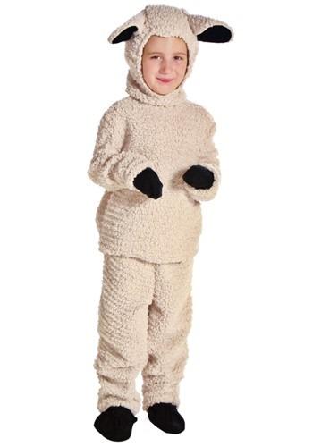 Kids Woolly Sheep Costume