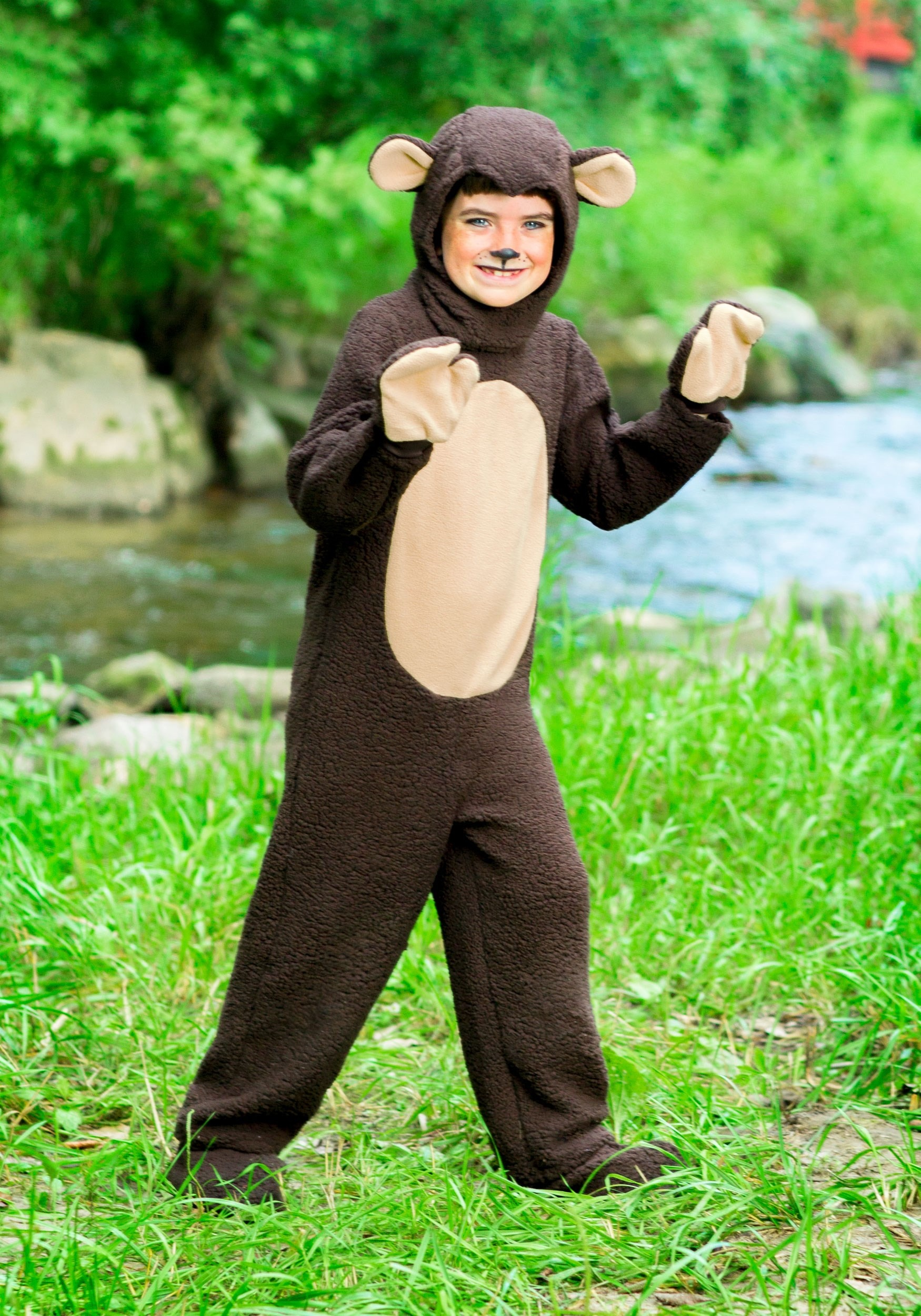 caf73385b Bear Costumes for Adults   Kids - HalloweenCostumes.com