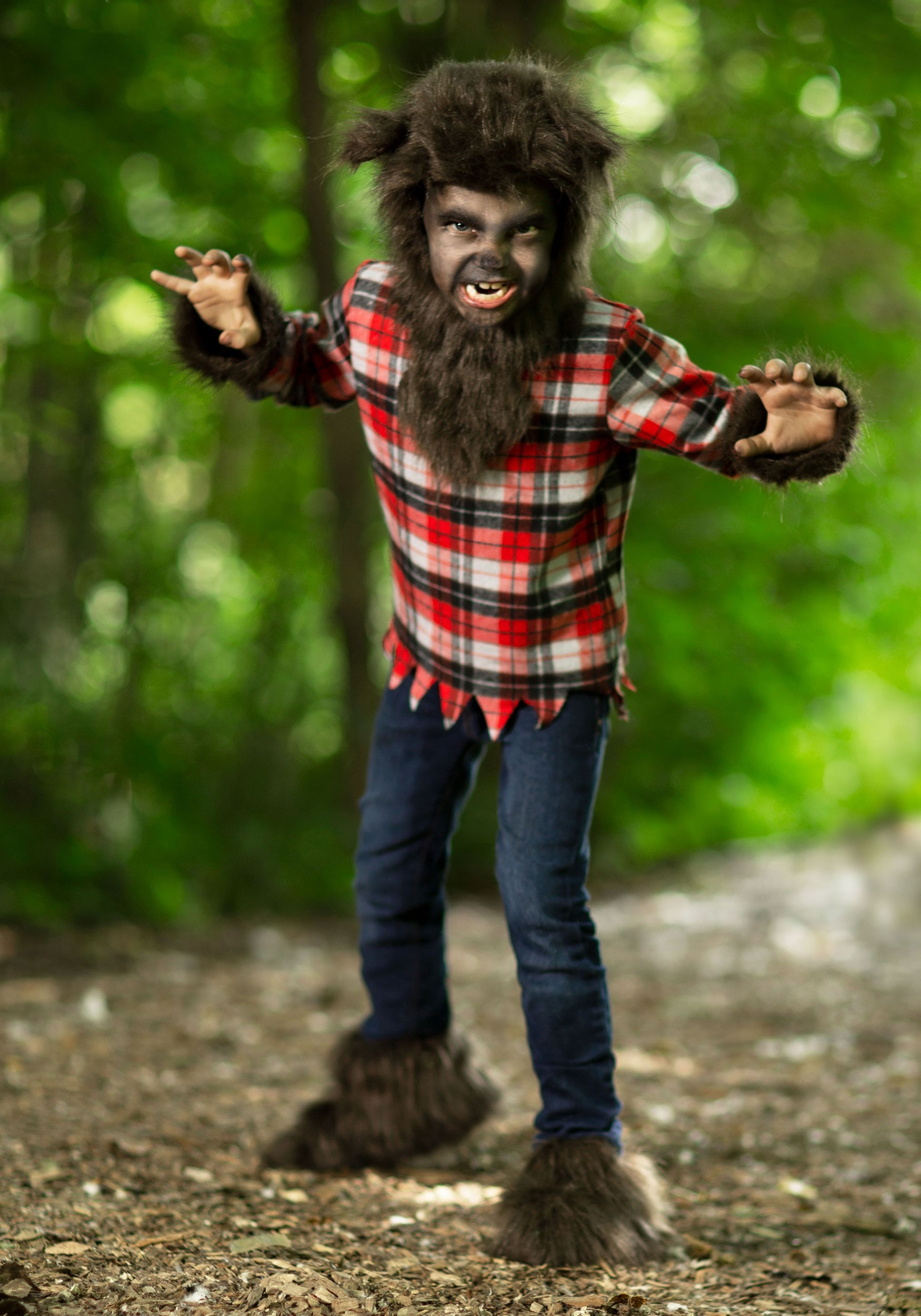 Kids Halloween Costumes Boys Exclusive Kids Fierce Werewolf