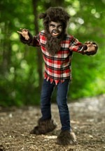 Kids Fierce Werewolf Costume