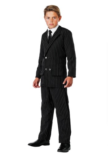 Click Here to buy Boys Deluxe Gangster Costume Suit from HalloweenCostumes, CDN Funds