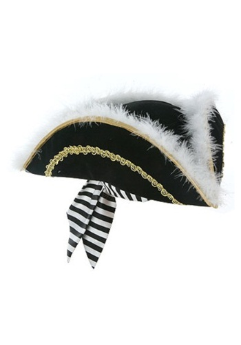 Pirate Captain Meyer Hat By: Fun Costumes for the 2015 Costume season.