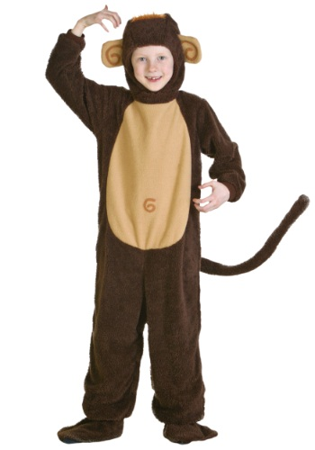 [Child Monkey Costume] (Child Monkey Costumes)