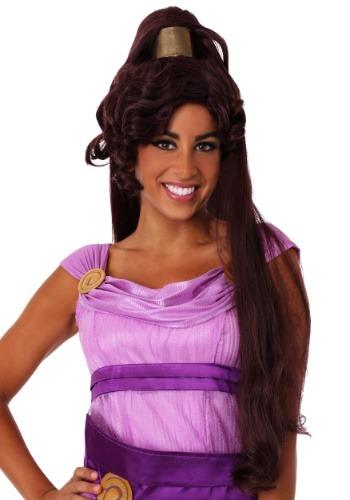 Disney Hercules Megara Women's Wig1