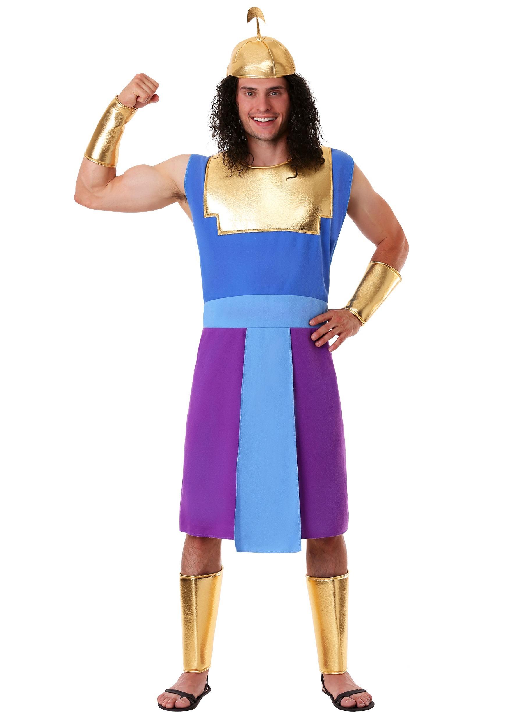 disney emperors new groove kronk mens costume update1