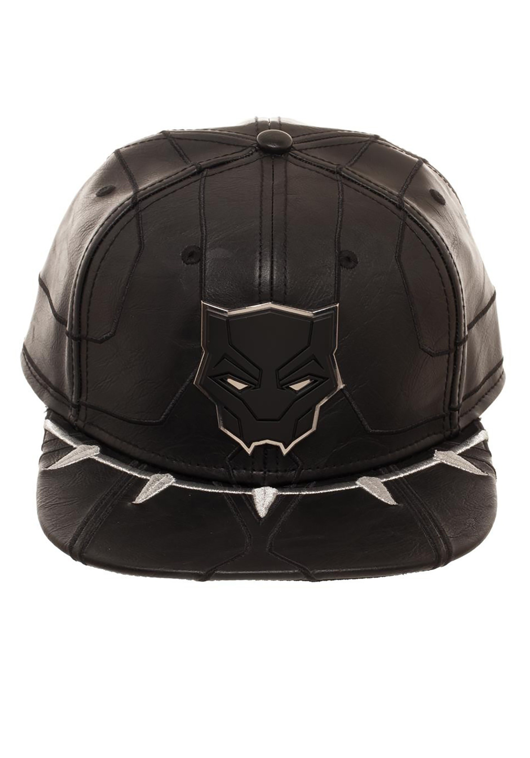 Marvel s Black Panther Suit Up Snapback Hat ad6a7b861518