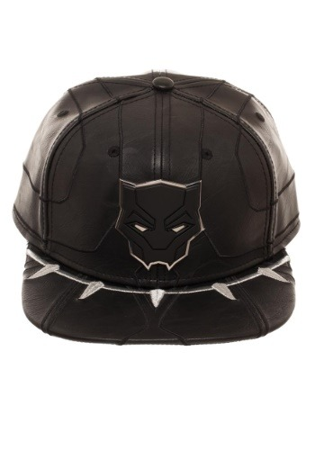 Black Panther Suit Up Snapback Hat