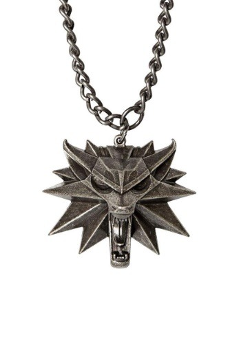 Click Here to buy The Witcher- Medallion: Wild Hunt from HalloweenCostumes, CDN Funds
