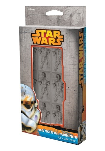 Han Solo Carbonite Ice Cube Tray