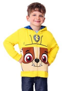 Paw Patrol Rubble Costume Hoodie