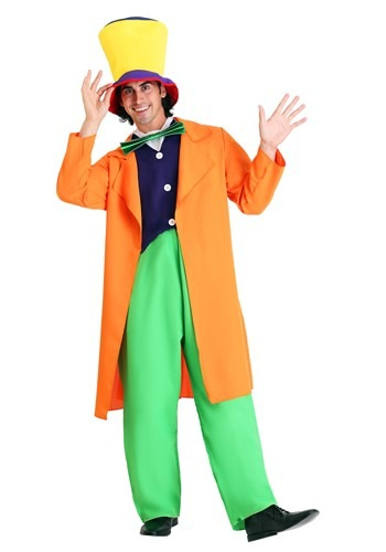Click Here to buy Mad Hatter Adult Costume from HalloweenCostumes, CDN Funds