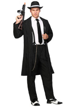 Black Zoot Suit Costume