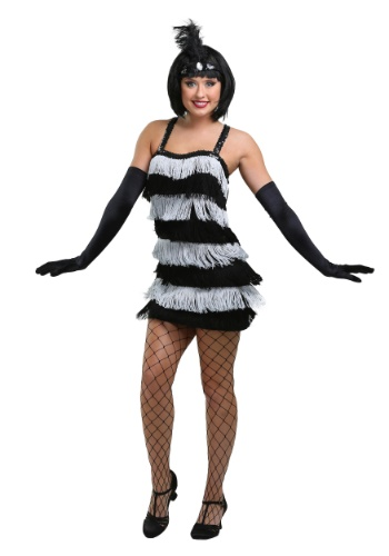 Fringe Style Flapper Dress By: Fun Costumes for the 2015 Costume season.