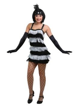 Fringe Style Flapper Dress