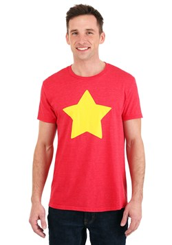 Steven Universe Star Men's T-Shirt Model