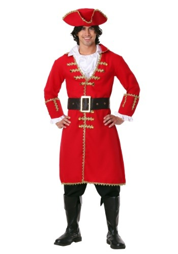 Click Here to buy Captain Blackheart Pirate Costume from HalloweenCostumes, CDN Funds