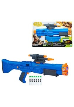 Star Wars Solo Nerf Chewbacca Blaster