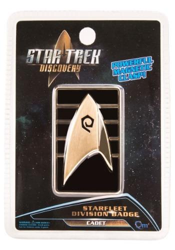 Star Trek Discovery Starfleet Cadet Badge Main