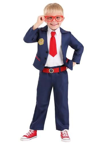ODD SQUAD Toddler Agent Costume