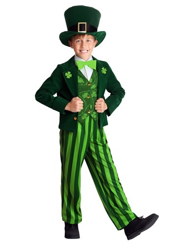Leprechaun Kids Costume
