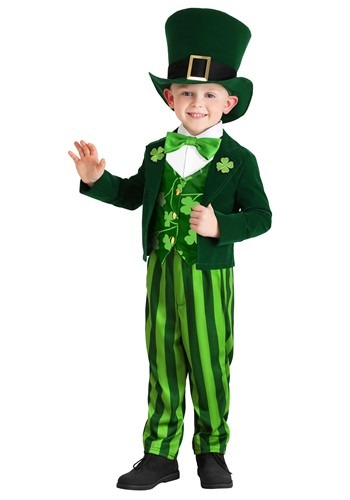 Toddlers Leprechaun Costume