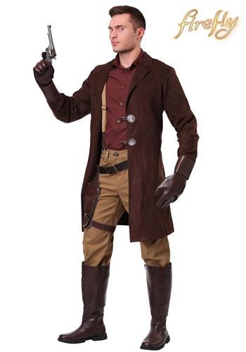 Firefly Malcolm Reynolds Plus Size Men's Costume