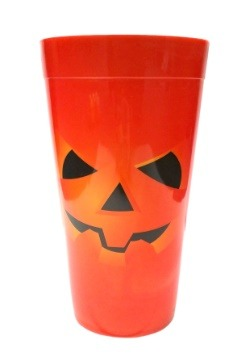 Orange Pumpkin Party Cup