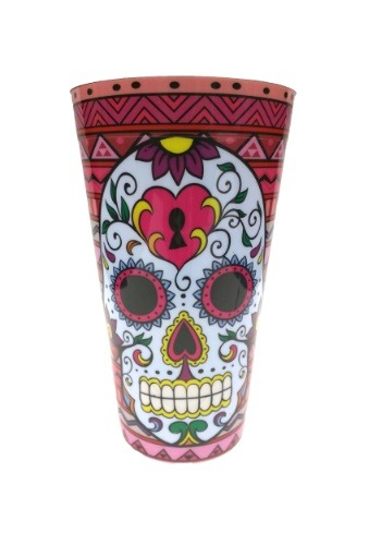 Red Day of the Dead Party Cup KALPC726-ST