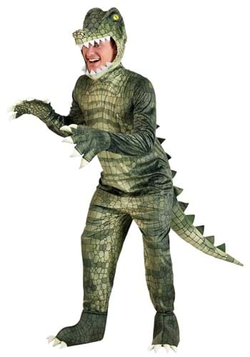 Dangerous Alligator Costume
