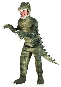 Adult's Dangerous Alligator Plus Size Costume