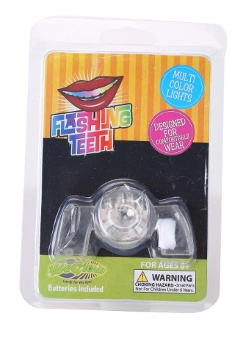 Flashing Mouth Guard