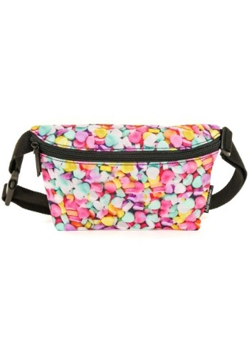 Candy Hearts Print Fydelity Fanny Pack