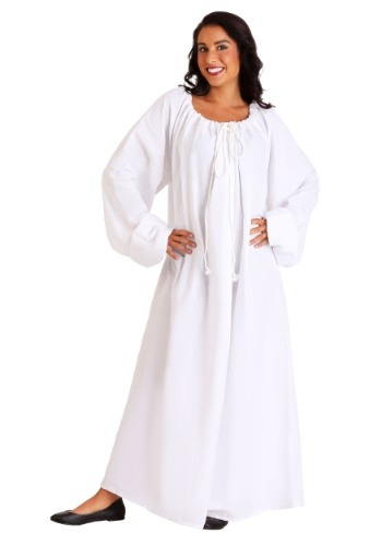2528b3d4395e9f Medieval Halloween Costumes Ideas. Click Here to buy White Renaissance  Chemise Costume from HalloweenCostumes, ...