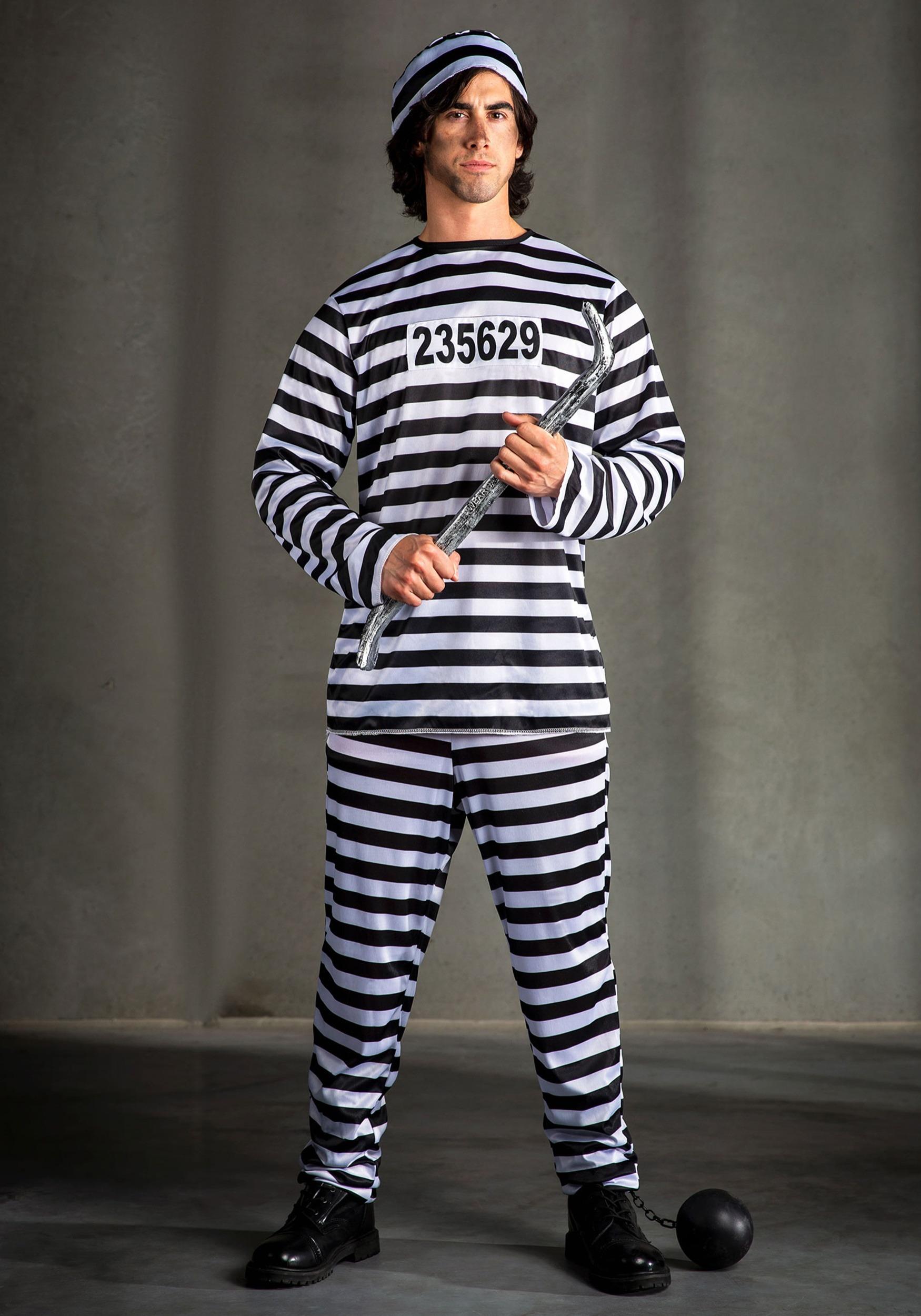 Inmate Halloween Costumes
