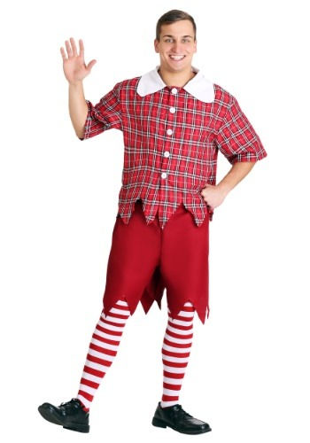 Click Here to buy Adult Red Munchkin Costume from HalloweenCostumes, CDN Funds
