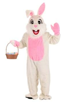 Easter Bunny Mascot Costume Main Update