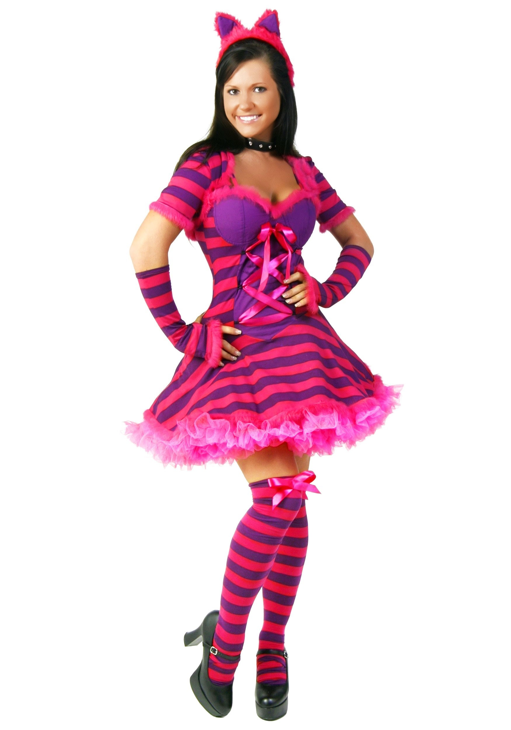Sexy Wonderland Cat Costume  sc 1 st  Halloween Costumes & Sexy Halloween Costumes for Women and Men - HalloweenCostumes.com