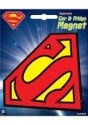 DC Superman Logo Car Magnet