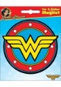 DC Wonder Woman Logo Car Magnet