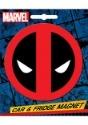 Marvel Deadpool Car Magnet