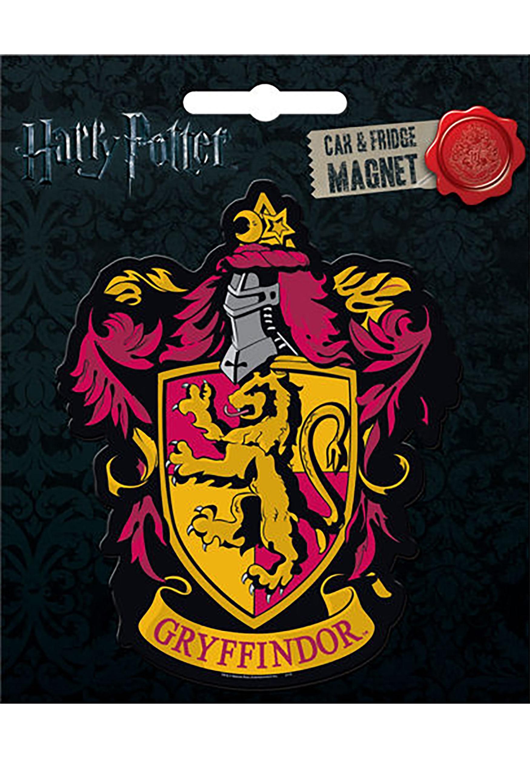 Harry_Potter_Gryffindor_Car_Magnet