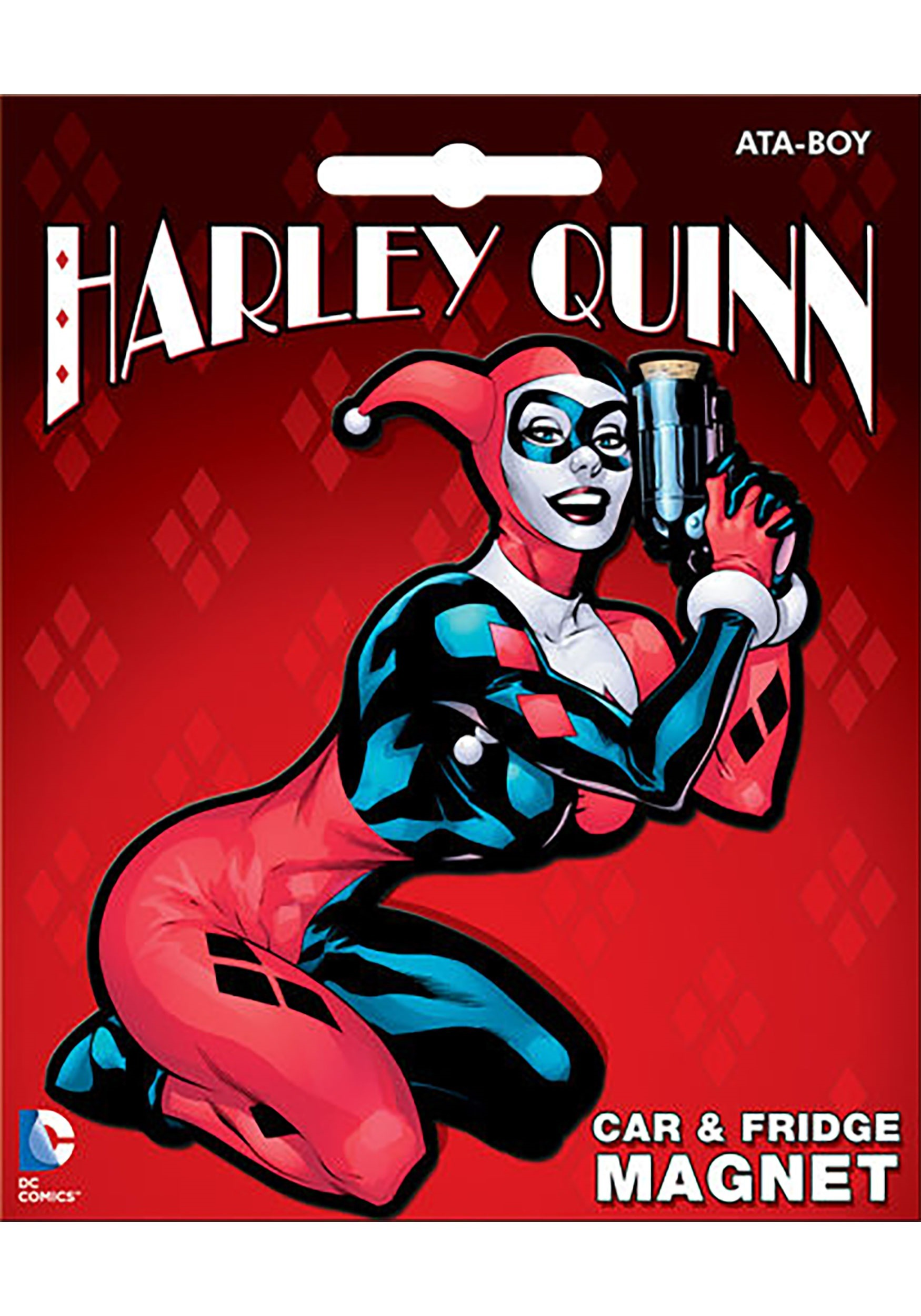 DC_Harley_Quinn_Car_Magnet