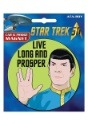 Star Trek Spock Car Magnet update 1